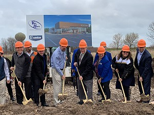 Van Horn Automotive Group Breaks Ground for New Hyundai Location