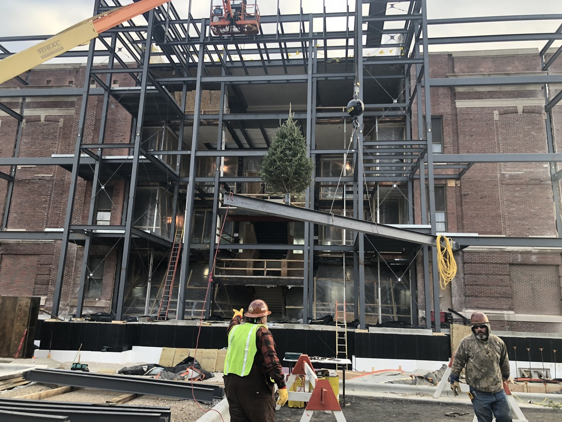 Sheboygan City Hall Renovation Update