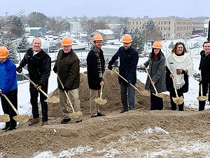 Van Horn Real Estate Breaks Ground on Kingsbury Village